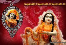 Art Work - Radha Gopinath / Amazing wallpapers of Radha Gopinath maid by ISKCON Desire Tree