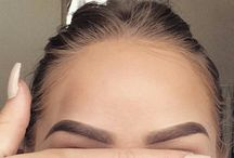 eyebrow goals.