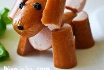 Kid Fun - Food / by Mary Humlicek