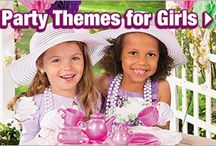 Party themes for GIRLS
