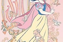 Disney princesses / by kumanopii