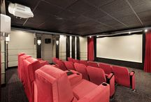 Interior Design - Home Theater