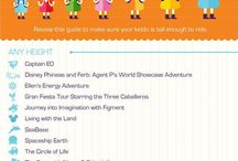 Disney Rides and Attractions / All about the various rides and attractions at Walt Disney World