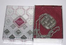Vintage Solid Perfumes
