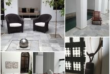 Marrakech-inspired decor / Interior design and decor either in Marrakech or inspired by Marrakech