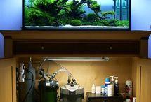 nature aquarium machines