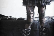 Goth clothes