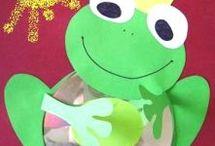 Nápady o žabe