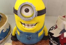 Cakes: Despicable Me Minions