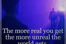 Illusory world
