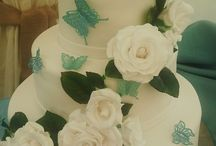 Cakes, Pops & Cookies Wedding cakes / Presentar algunas de las obras de Cakes, Pops & Cookies para celebraciones matrimoniales