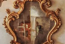 Rococo Design / Everything gold, curly and antique*~