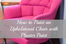 painted upholstery