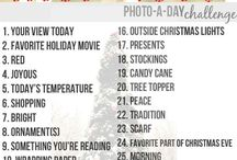 December Daily / by Scrapbook Challenges
