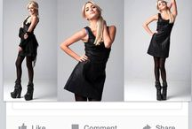 Please like her / Please like to her facebook page