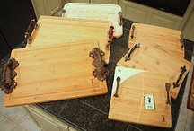 cutting board interior