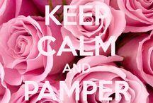 Pamper logos