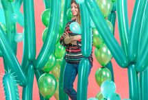 Balloons, these are a few of my favorite thing / by Kara Mia Ibañez