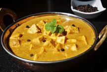 Vegetarian North Indian Recipes / Vegetarian North Indian Recipes, Dal, Makhni, Paneer, Chole