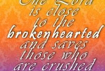 Bible verses / by Jenna Addison
