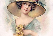 victorian ladys
