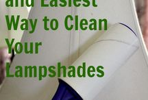 Cleaning tips / by Sheila Diggs