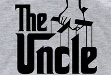Uncle Time / by Charles Deviney