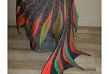 snový šál
