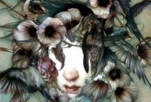 Marco Mazzoni-colored pencil