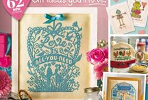 Cross Stitch Books & Magazines