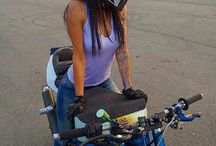 Sportbike girls