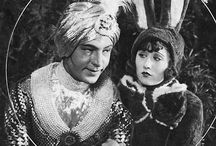 """Assuit Costume worn by Rudolph Valentino in the1922 film """"The Young Rajah"""". / The costumes for the film were designed by Natacha Rambova."""