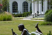 Zahradné figuríny