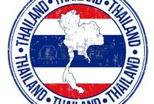 """Thailand KdL365 / ''Thailand'',in other word, the Isthmus of Kra to the Malay Peninsula, a country in Southeastern of Asia. Nouns denoting spatial position, in Thai language means Tai (free) it does not related to the meaning. """"Field Marshal P. Phibunsongkhram'', the former nationalism dictated prime minister, has change the country name from Siam to Thailand it was since 1939. This Thai was come from Tai-Kadal, the family that can be found Southeastern of China, according to George Coedes."""