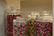 .pantry treasures / dried fruits, flowers, vegetables; dips; canning; dressings; sauces and more / by Eva