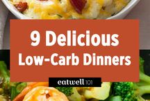 Low carb easy meals