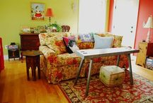 The Living Room / Design, decor, and product ideas for the new living room / by Bethany Banks