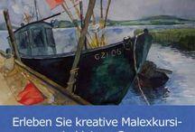 Vorpommern-Rügen / Sie sind Künstler aus dieser Region und möchten hier pinnen? Dann folgen Sie bitte diesem Board. Ich schicke Ihnen dann gerne eine Einladung.