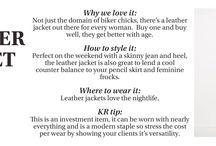 Closet Essentials / Closet Essentials Every Woman Needs at KR