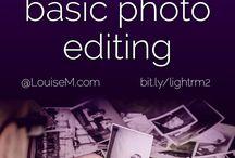LIGHTROOM BASIC PHOTO EDITING