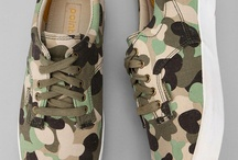 My favorite color is CAMOFLAGE ♥