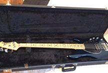 Musik-Kram zum Verkauf / Gitarre Bass Verstärker zum Verkauf