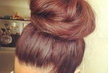 • hår