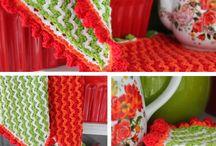 Crochet - Kitchen