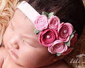 AllySen Baby Hair Accessories / by Ally Sen