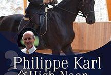 Philippe karl / Riding/training