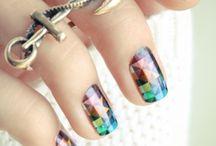 The nails I love to want / Nail art