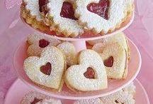 pikkuleivät ja leivokset