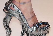 érdekes női cipők