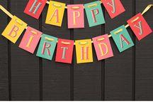 holiday: birthday